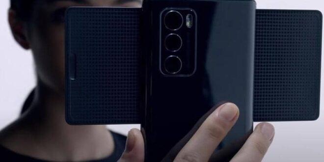 هاتف إل جي الجديد ثنائي الشاشة