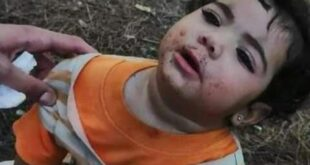 عائلة في دمشق تتخلى عن طفلها بسبب الفقر