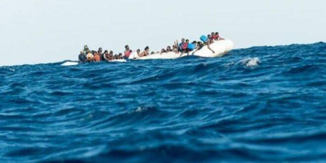 غرق 13 مهاجرا بينهم سوريون قبالة الساحل الليبي
