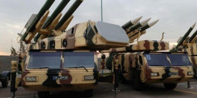 """إيران تنشر أنظمة """"خرداد 3"""" للدفاع الجوي على الحدود السورية مع لبنان"""