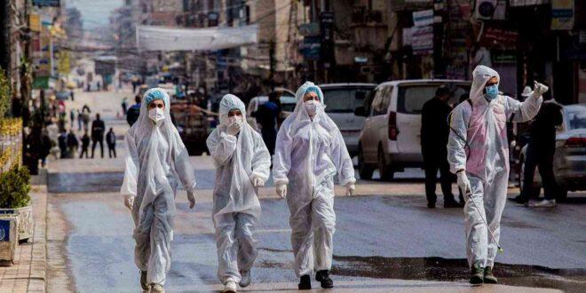 إصابات كورونا في سوريا تتجاوز الـ 3000 إصابة لأول مرة
