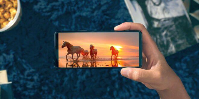 Sony تُعلن رسميًا عن الهاتف Xperia 5 II