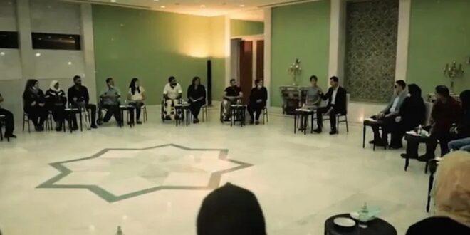 الرئيس الأسد وعقيلته يستقبلان جرحى الوطن المتفوقين في الشهادتين الثانوية والأساسية