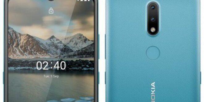 أول الصور المسربة لهاتف Nokia 2.4 بمستشعر للبصمة في الجهة الخلفية
