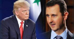 الخارجية السورية ترد على كلام ترامب حول اغتيال الأسد
