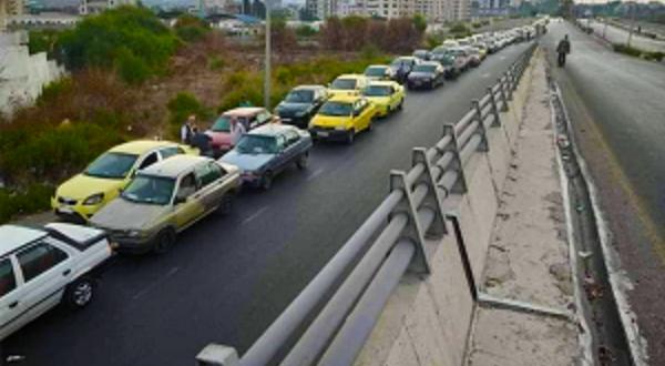 وزارة النفط : أزمة البنزين قد تستمر لأكثر من أسبوعين