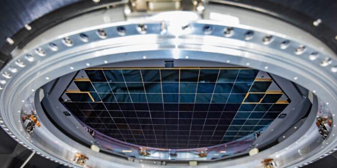 أول صورة رقمية في العالم بدقة 3200 ميجابكسل