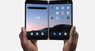 مايكروسوفت تبدأ رسميًا ببيع هاتفها الثنائي الشاشة Surface Duo