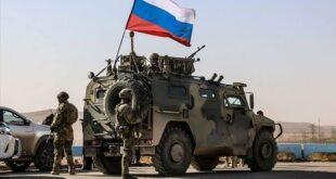 روسيا تنشر قواتها بمحيط حقل نفطي شرقي سوريا