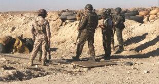 """منشورات في مناطق سيطرة """"الجيش الأمريكي"""" شرق دير الزور تدعو لطرده"""