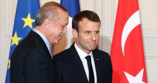 أردوغان يطلب من ماكرون منظومة صواريخ... وشرط فرنسي وحيد متعلق بسوريا
