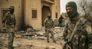 تحييد قيادي بارز وعدد من مسلحي قسد شمال سوريا