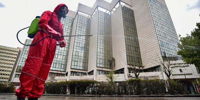 بعد تراجع الفيروس... سوريا تغلق الأقسام الإضافية المخصصة لكورونا في مشفى الأسد الجامعي