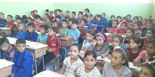 """""""قسد"""" تستولي على المدارس السورية في الحسكة"""