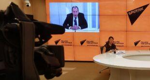 لافروف يكشف رؤية موسكو للعقوبات الأمريكية على دمشق