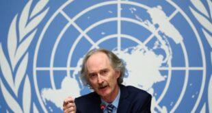 مبعوث الأمم المتحدة إلى سورية: الأزمة الاقتصادية وتفشي كورونا يزيدان معاناة السوريين