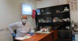 الدكتور شوقي نظام اختصاص جراحة عظمية ضحية جديدة لكورونا في دمشق