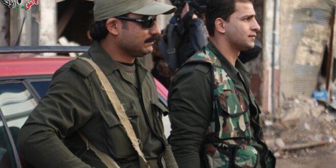 اغتيال رئيس قسم الدراسات في الأمن العسكري بريف درعا