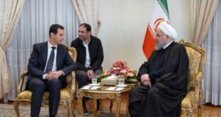 إيران تكشف عن دورها الحقيقي في سوريا وتتحدث عن قانون قيصر