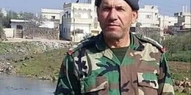 اغتيال عميد ركن في الجيش السوري بريف درعا