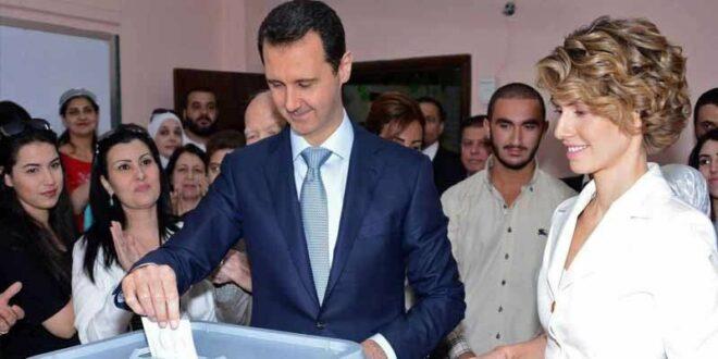 إيران: أمريكا ستفشل في اسقاط الرئيس الأسد خلال الانتخابات القادمة