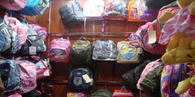 سعر الحقيبة المدرسية بأسواق دمشق