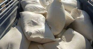 """""""تموين"""" دمشق تضبط مخبزاً بدمر يقوم بتهريب الدقيق التمويني للاتجار به"""