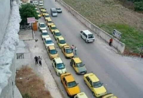 مشاجرة بسبب دور البنزين تنتهي بجريمة قتل في حماة