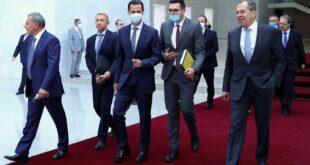 هل طلب لافروف من الأسد إنسحاب الإيرانيين!
