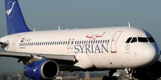 طائرة فارغة من دمشق الى موسكو.. ما قصتها ؟