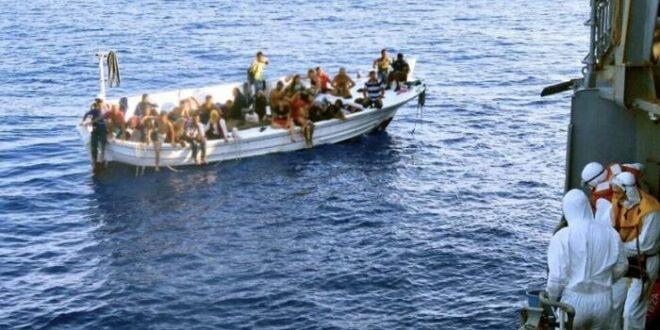 لاجئة سورية تقضي عطشا في عرض البحر بين لبنان وقبرص