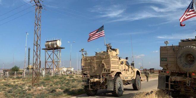 الجيش الأميركي يُرسل بشكل مفاجئ تعزيزات عسكرية كبيرة الى شمال سوريا