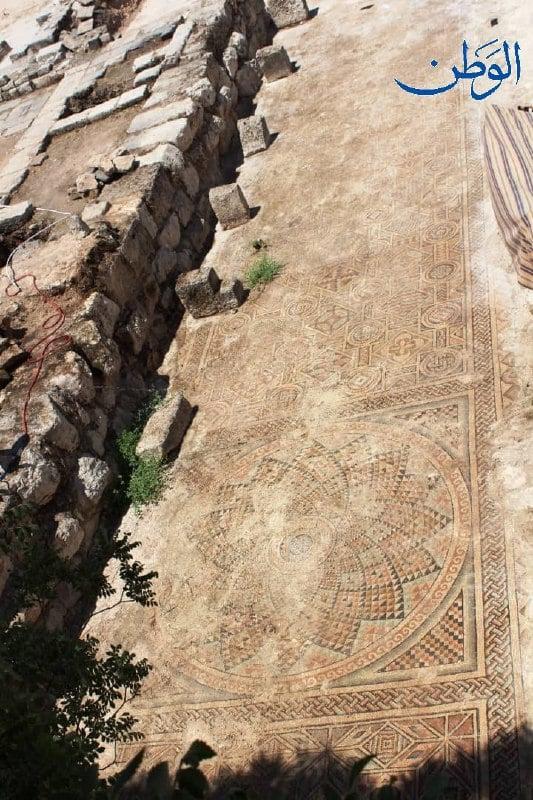 """وزيرة الثقافة تتصدى لمحاولة """" وضع يد"""" على تحفة أثرية في حماة"""