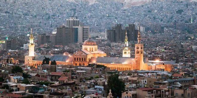 أسرار دمشق كما يوجزها نبيل صالح