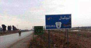 طيران مجهول يستهدف مواقع إيرانية في دير الزور