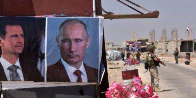 الشركات الروسية تتغلغل بقوة في الاقتصاد السوري