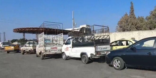 سوريا: الوقود على الطرقات لا في المحطات!