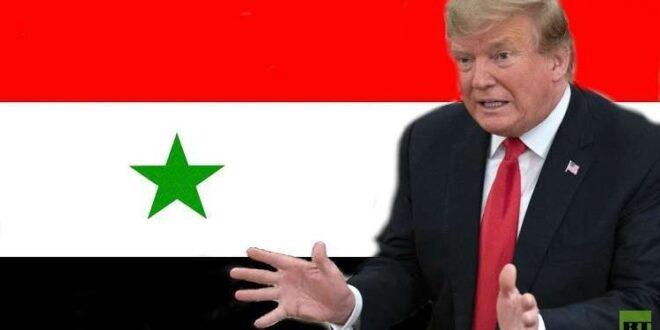 محامون سوريون ينوون رفع دعوى على ترامب