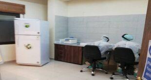 الصحة السورية تضع في الخدمة أول مخبر متخصص باختبار الكشف عن كورونا