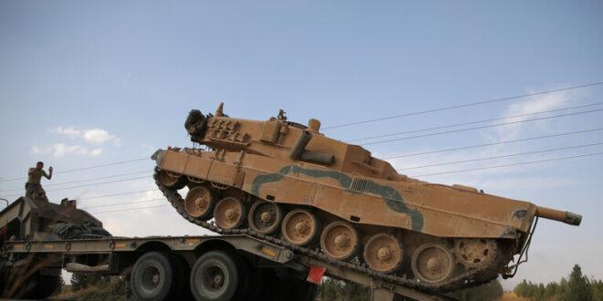 لماذا ينقل أردوغان الدبابات من إدلب إلى حدود اليونان