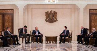 خبير يكشف أبرز نقاط مباحثات الوفد الروسي في دمشق