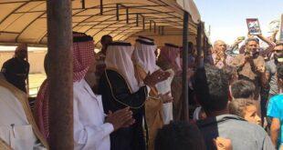 """قبيلة سورية: مهلة التحالف الدولي و""""قسد"""" انتهت ووجود الجنود السعوديين لن يغير شيئا"""