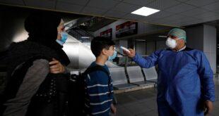 سوريا تلغي بعض قيود كورونا مع تشغيل مطارها الدولي