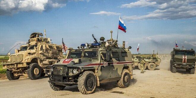 الولايات المتحدة ترسل قوات ومدرعات إلى سوريا لمواجهة روسيا