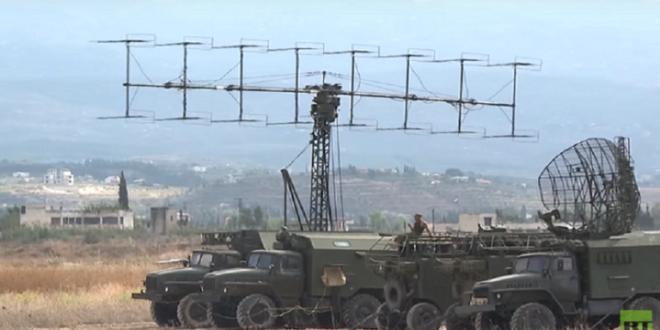 جنرال يتحدث عن فوائد القواعد العسكرية الروسية في سوريا