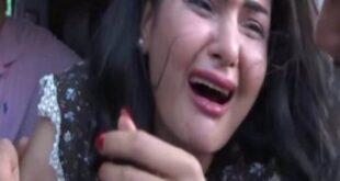 """""""حياتي ادمرت""""… انهيار سما المصري بعد تعديل حكم حبسها"""