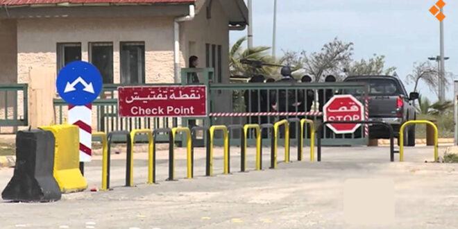 أكثر من 90 شاحنة خضار وفواكه سورية تنتظر فتح معبر جابر الأردني