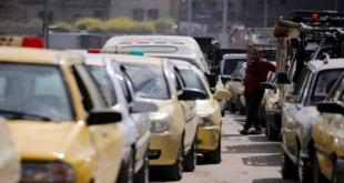 لا يوجد بنزين للسيارات الخاصة في حلب اليوم السبت