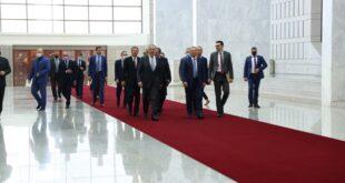 أهداف زيارة الوفد الروسي الى سوريا