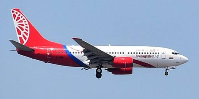 """شركة """"فلاي بغداد"""" العراقية تعلن استئناف رحلاتها إلى دمشق"""